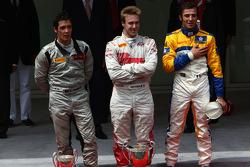 Алвару Парент, Racing Engineering, Давиде Вальсекки, Team Air Asia и Лука Филиппи, Super Nova Racing