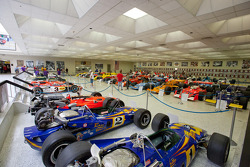 Visit of the Indianapolis Motor Speedway Hall of Fall Museum
