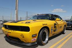 #5 TPN Racing/Blackforest Dodge Challenger: Tom Nastasi, Ian James