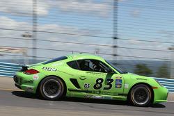 #83 BGB Motorsports Porsche Cayman S: Guy Cosmo, Anthony Massari, John Tecce
