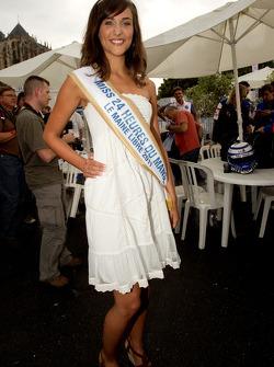 Miss 24 Heures du Mans 2011