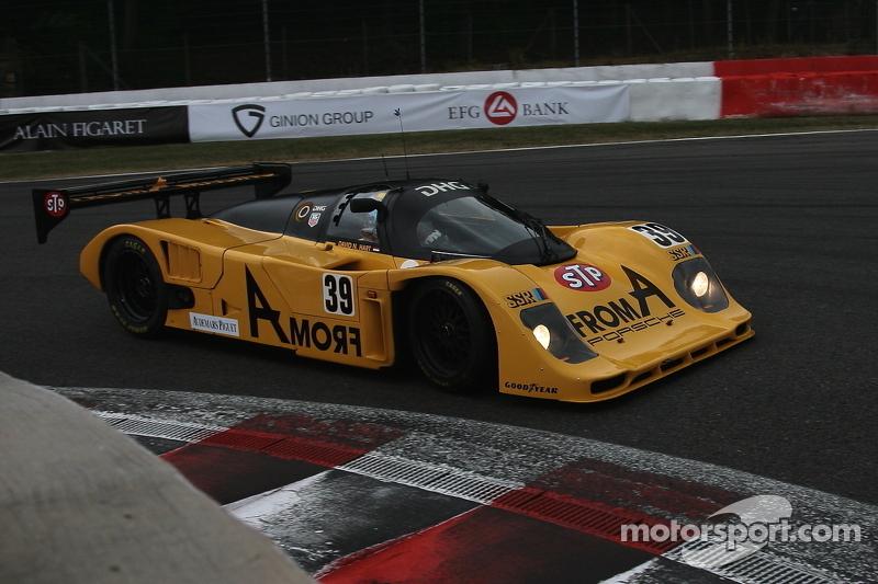 #39 Porsche 962C: David Hart