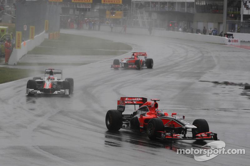 Гран При Канады-2011: почти удавшаяся гонка