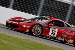 Algar Ferrari Ferrari 458 Challenge: John Farano