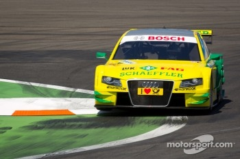 Audi dominated both practice sessions