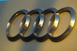 Audi Sport hospitality detail