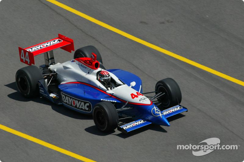 2002: Алекс Баррон (4-е место)