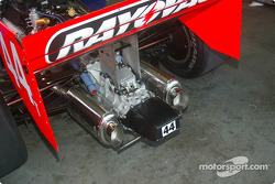 Blair Racing car