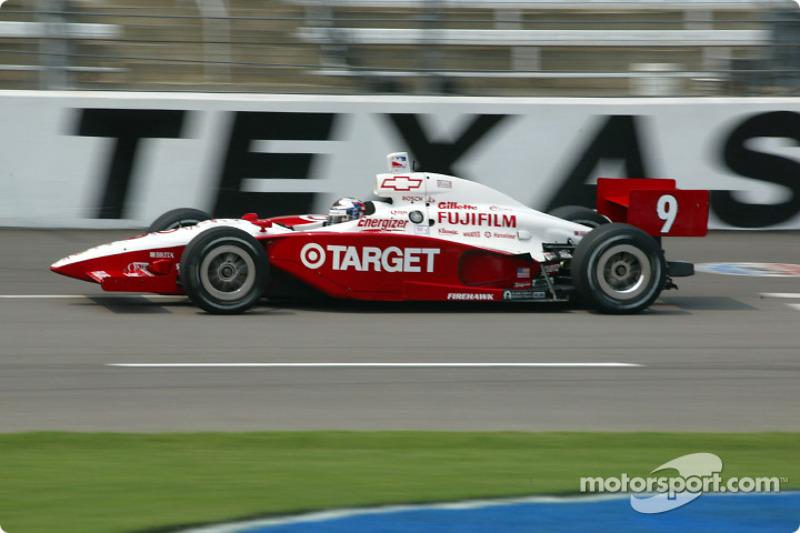 2002: Erste volle IRL-Saison mit Jeff Ward
