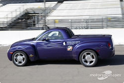 Chevy SSR Official Pace Vehicle