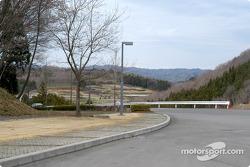 Вид на трассу Twin Ring Motegi