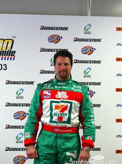 Press conference: Michael Andretti