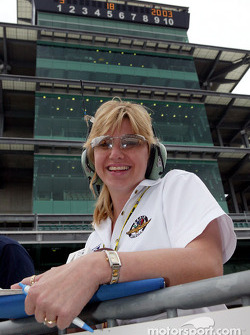 Member of the IMS radio broadcast team