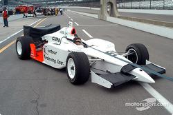 Richie Hearn's car