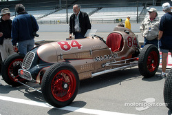 Geo. Hoster Spl. driven by Billy Earl & Danny Kladis