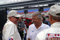 Tom Sneva and Rick Mears