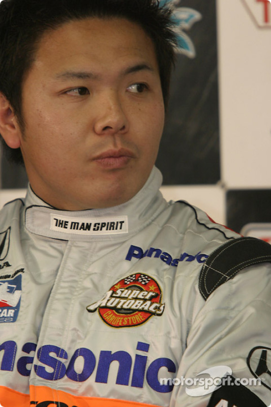 Conférence de presse des rookies : Kosuke Matsuura