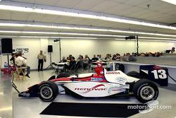 Access Motorsports Panoz G Force/Honda/Firestone