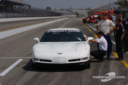 Chevrolet Corvette, 2004 Official Pace Car