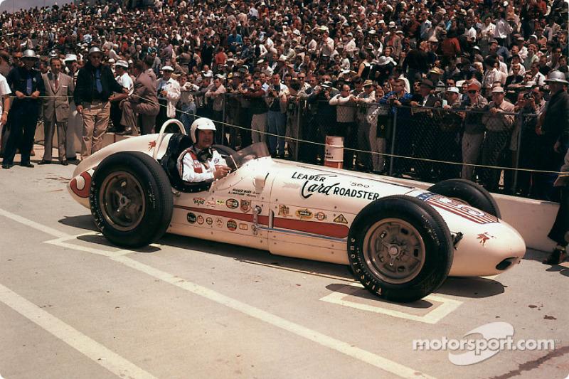 Rodger Ward (Watson) - Indy 500 1959