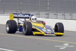 Historic Champ cars showcase: Eagle Turbo Offy on pitlane