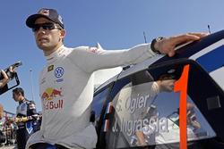 Sébastien Ogier, Volkswagen Polo WRC, Volkswagen Motorsport