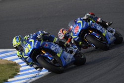 Алейш Еспаргаро, Team Suzuki Ecstar MotoGP, Маверік Віньялес, Team Suzuki Ecstar MotoGP