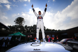 Campeón Mundial Mattias Ekström, EKS RX