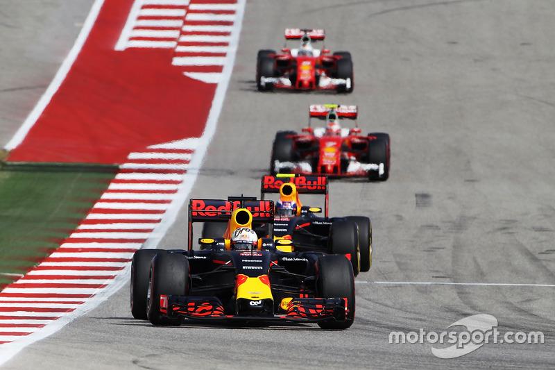 Red Bull Racing: 15 очков