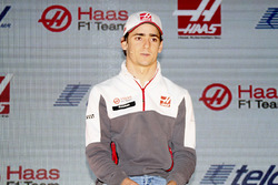 Conferenza Esteban Gutiérrez Haas F1 Team