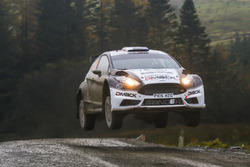 Сандер Пярн и Джеймс Морган, Ford Fiesta R5 RC2