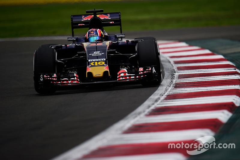 18. Даниил Квят, Scuderia Toro Rosso STR11