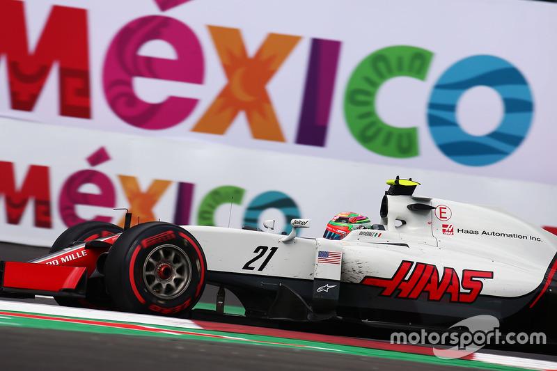 17. Эстебан Гутьеррес, Haas F1 Team VF-16