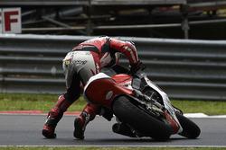 Ratthapark Wilairot, Idemitsu Honda Team Asia kaza