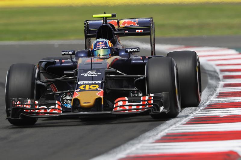 4. Карлос Сайнс, Scuderia Toro Rosso (12-е место, 46 очков)