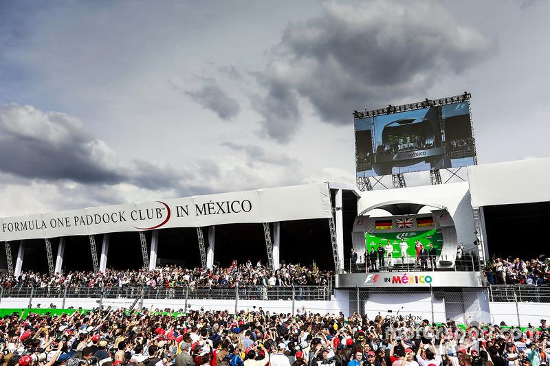 55 (2016) GP de México Segundo lugar