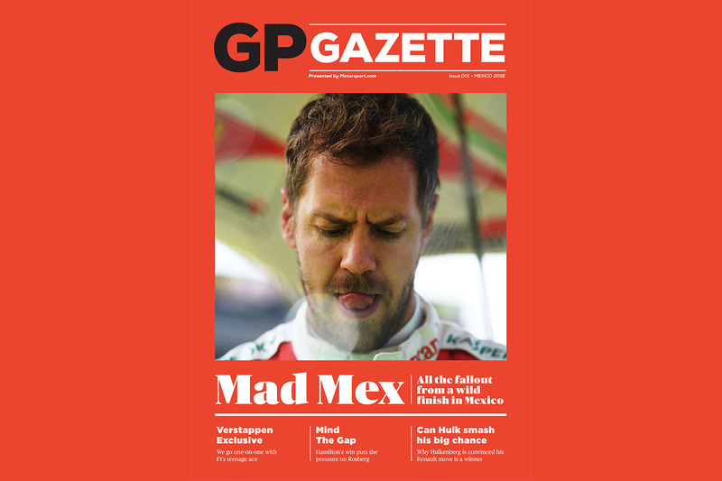 GP Gazette Issue 001 - Mexico 2016