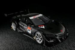 Présentation de la nouvelle NSX-GT