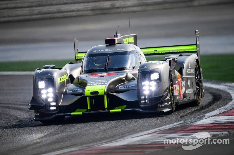 1. LMP1-Privatiers: #4 ByKolles Racing, CLM P1/01