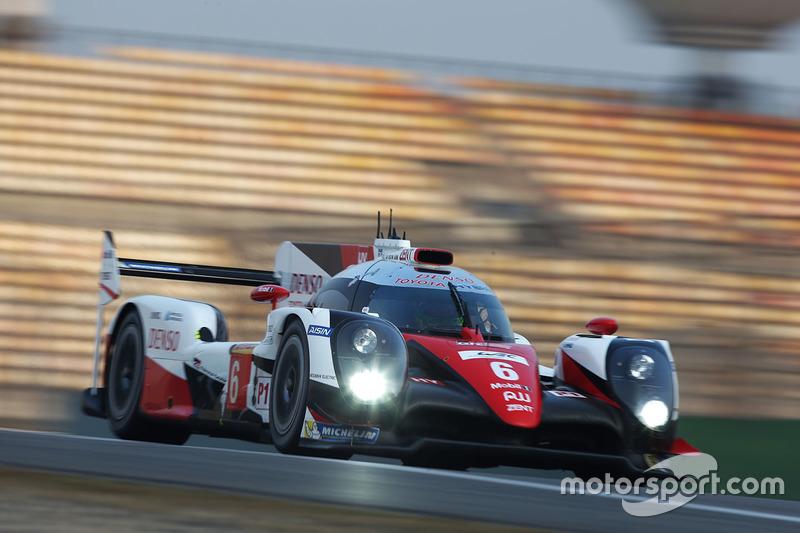 2. LMP1: #6 Toyota Racing, Toyota TS050 Hybrid