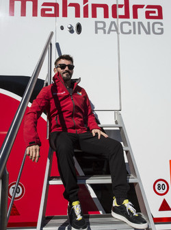 Макс Бьяджи, Team Principal Mahindra Racing