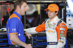 Chase Elliott, Hendrick Motorsports Chevrolet el jefe de equipo, Alan Gustafson
