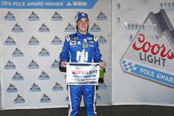 Pole Position für Alex Bowman, Hendrick Motorsports, Chevrolet