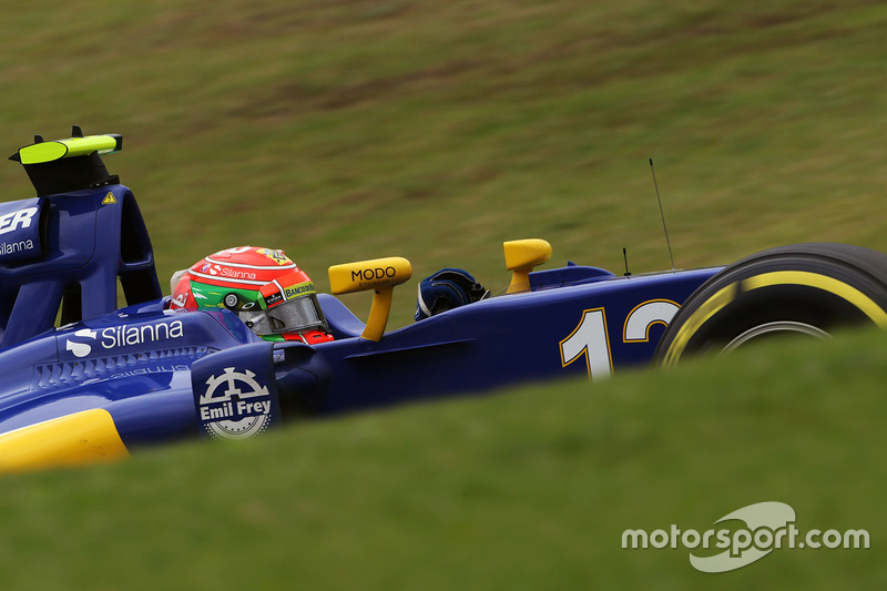 9. Felipe Nasr, Sauber F1 Team C35
