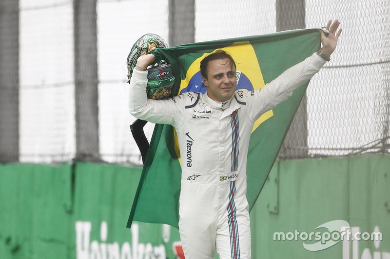Hoeveel GP-deelnames heeft Felipe Massa tot nu toe op zijn naam?