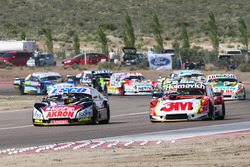Guillermo Ortelli, JP Racing Chevrolet, Mariano Werner, Werner Competicion Ford, Mariano Altuna, Altuna Competicion Chevrolet, Juan Pablo Gianini, JPG Racing Ford