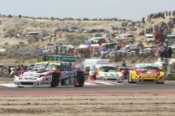 Diego De Carlo, JC Competicion Chevrolet, Prospero Bonelli, Bonelli Competicion Ford, Mathias Nolesi, Nolesi Competicion Ford