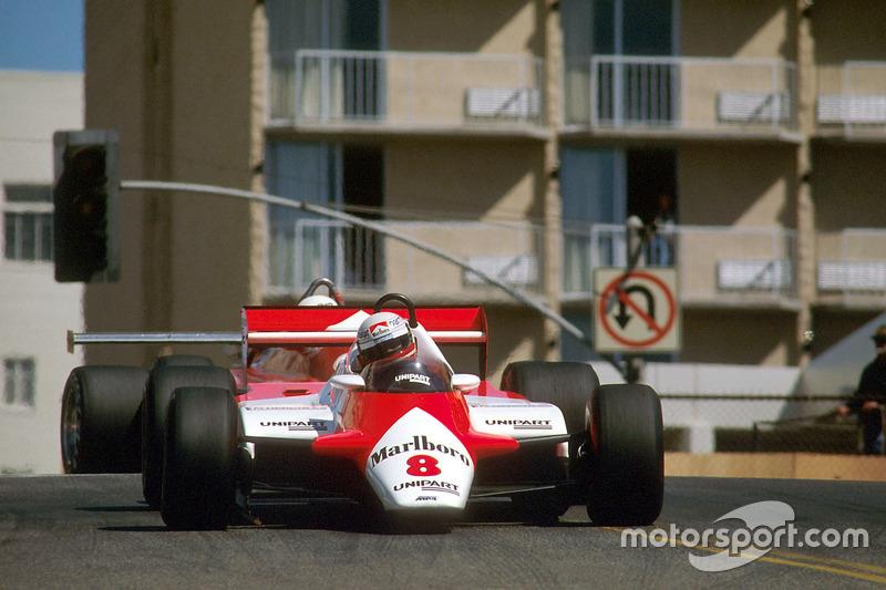 Niki Lauda, McLaren MP4/1B Ford