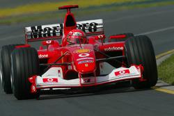 Михаэль Шумахер, Ferrari F2003-GA