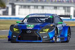 #14 3GT Racing, Lexus RCF GT3: Scott Pruett, Sage Karam, Jack Hawksworth, Robert Alon